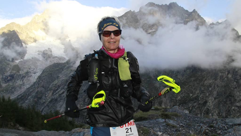 Trail-Runnerin Andrea Huser stürzt 140 Meter in den Tod