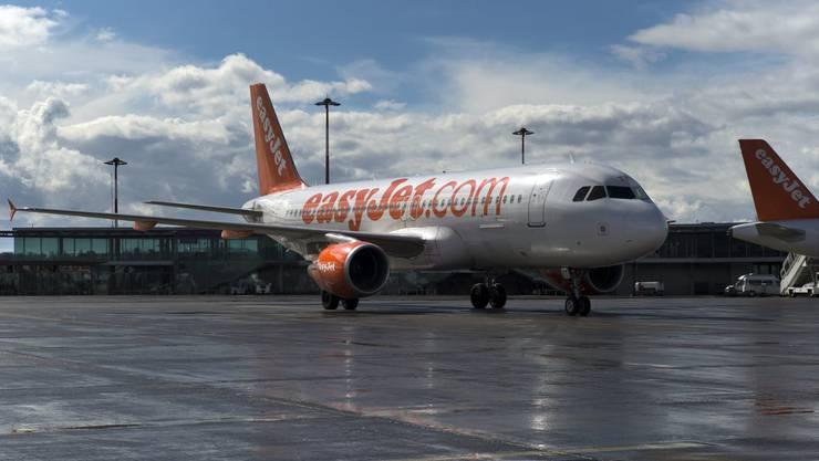 Easyjet befördert derzeit die Hälfte der Passagiere auf dem Euro-Airport und ist deshalb von den neuen Abgaben stark betroffen.