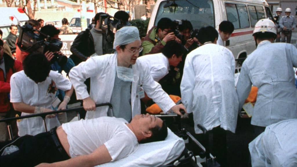 Japan erinnert an 25 Jahre Sarin-Attacke