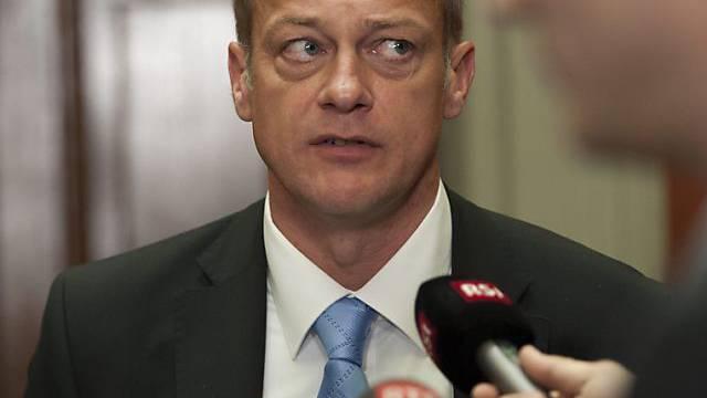 BDP-Parteichef Martin Landolt.