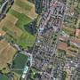 Der Arbeitsunfall ereignete sich im Bereich Weilstrasse und dem Grenzübergang Riehen-Stetten.