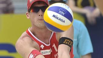 Philip Gabathuler schied beim Weltcupfinal unglücklich aus.