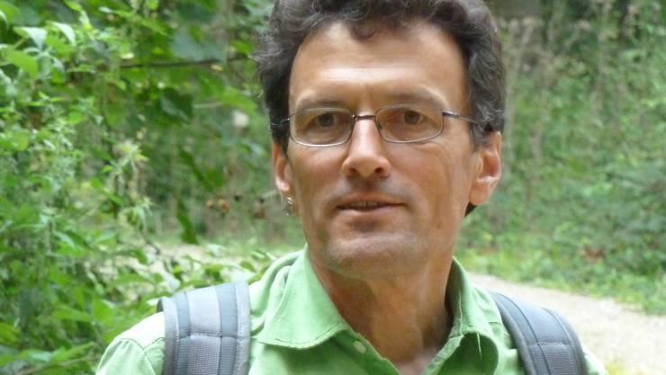 Johannes Jenny, Geschäftsführer Pro Natura Aargau und Grossrat setzt sich dafür ein, dass erlegte Krähen gegessen werden – statt entsorgt.