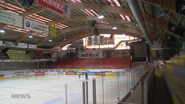 Stadionprojekt Langenthal: SCL und Stadt hat sich versöhnt