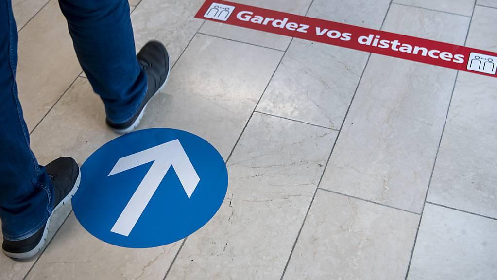 Die Westschweizer Kantone sind nicht erfreut über die Strategie des Bundesrats. (Symbolbild)