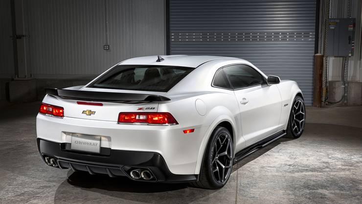7-Liter-V8, 500 PS...