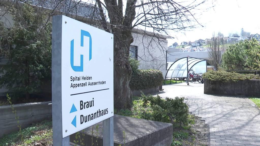 Kurznachrichten: Notfall Heiden, Covid-Patienten, Lohn