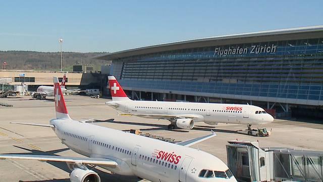 30 Millionen Passagiere am Flughafen Zürich