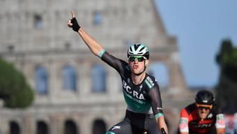 Der Ire Sam Bennett aus dem deutschen Team Bora-Hansgrohe gewann drei von sechs Etappe der diesjährigen Türkei-Rundfahrt