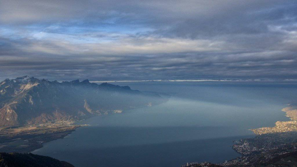 Ein Erdbeben hat die Genferseeregion erschüttert. Das Epizentrum lag etwa 15 Kilometer südwestlich von Montreux im französischen Novel. (Archivbild)