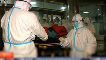 Thumb for 'China: Zahl der Coronavirus-Opfer auf 26 Personen gestiegen'