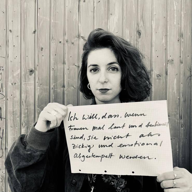 Céline Werdelis / Moderatorin
