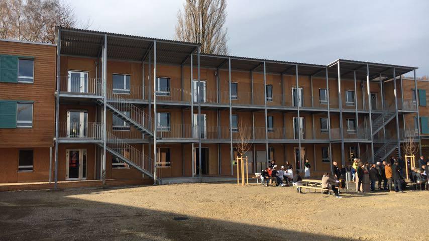 Kriens: Ausschreitungen im Durchgangszentrum Grosshof