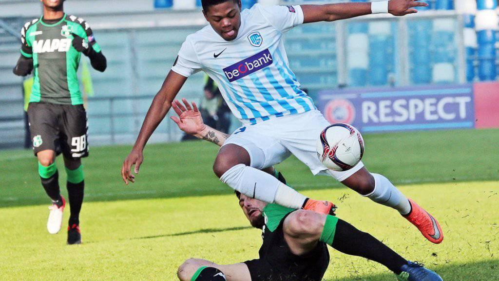 Leon Bailey von Genk wechselt zu Mehmedis Verein Leverkusen