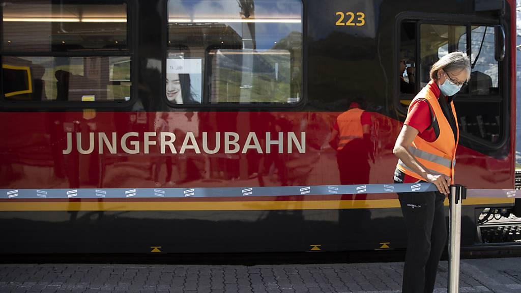 Jungfraujoch wartet weiter auf ausländische Gäste