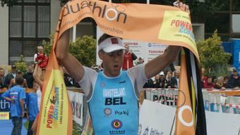 Joeri Vansteelant (hier bei seinem Sieg 2012) geht als Topfavorit ins Rennen.