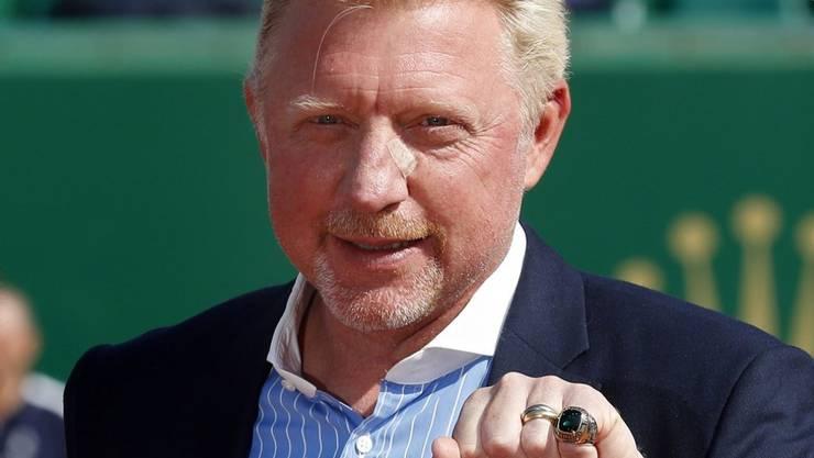 Tennis-Legende Boris Becker engagiert sich ehrenamtlich für die Zentralafrikanische Republik. (Archivbild)
