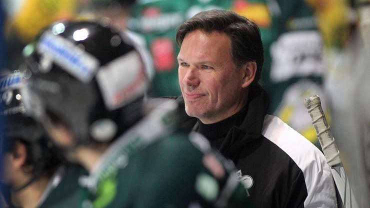 EHC-Olten-Trainer Colin Muller muss gehen.  ae