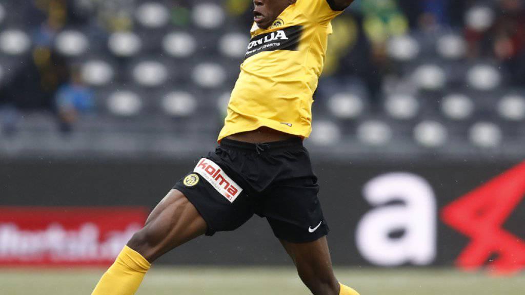 Denis Zakaria verletzte sich im Training der Young Boys