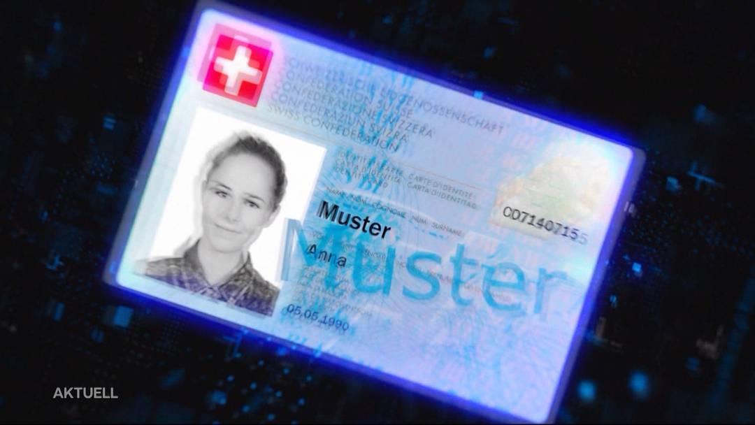 Referendum: E-ID kommt an die Urne