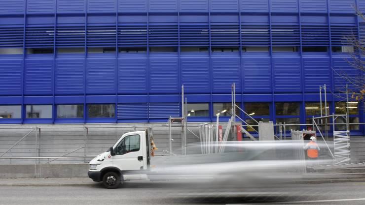Die «Blaue Post» in Solothurn erstrahlt wieder in neuem Glanz