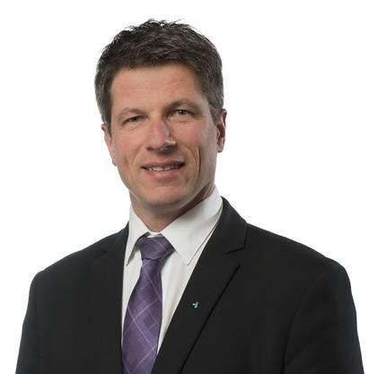 SVP: Daniel Wehrli, Küttigen (bisher)