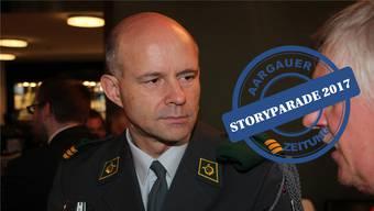 «Ein Fehlverhalten»: Oberst Philipp Wagner über den falschen Einsatz.