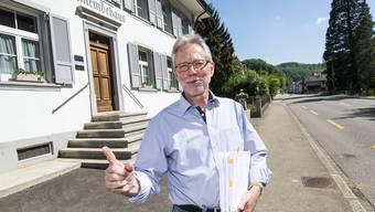 Landratspräsidium: Peter Riebli wird abgestraft