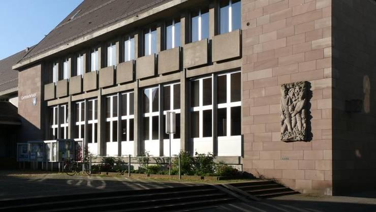 Die Gemeindeverwaltung in Riehen.