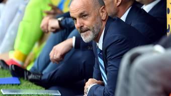 Für Stefano Pioli ist die Zeit als Trainer von Inter Mailand abgelaufen