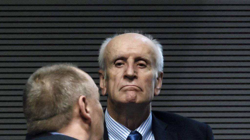 Die Kandidatur des AfD-Politikers Albrecht Glaser für das Bundestags-Vize-Präsidium hatte keine Chance