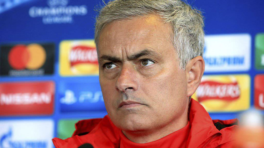 Bringt Trainer José Mourinho Manchester United auf die Erfolgsstrasse zurück?