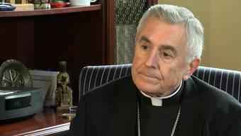 «Hinter jeder Geschichte steckt ein Kind, das durch die Sünden jener verletzt wurde, die es besser hätten wissen sollen»: Ronald Gainer, Bischof.