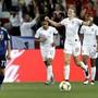 3. Sieg im 3. Spiel: Englands Fussballerinnen ziehen als Gruppensieger in die WM-Achtelfinals ein