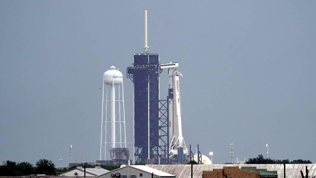 Spacex startet ersten bemannten Flug zur ISS – am Mittwochabend 22.30 Uhr