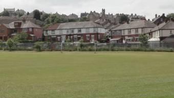 Die ursprüngliche und vielleicht bald wieder künftige Heimat des Sheffield FC Olive Grove.