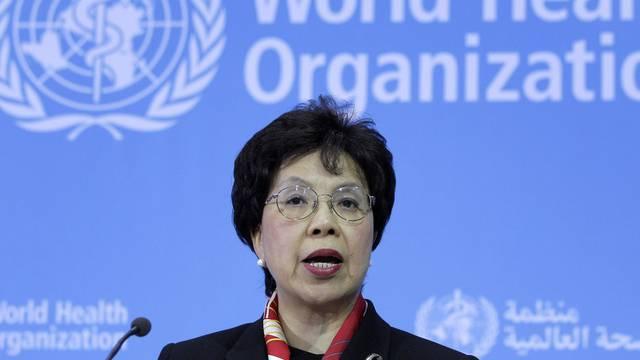 WHO-Direktorin Margaret Chan heimste sich wegen der Beratungen Kritik ein (Archiv)