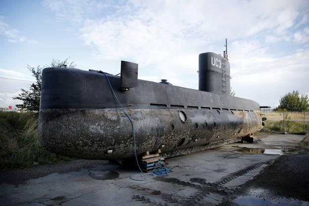 """Sie hatte U-Boot-Erfinder Peter Madsen für ein Interview an Bord seines U-Bootes """"UC3 Nautilus"""" aufgesucht."""
