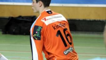 Starke Partie des St. Galler Goalies Jonas Kindler