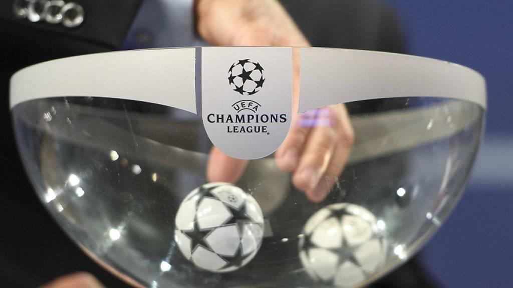 In Monaco wurden die Gruppen der neuen Champions-League-Saison ausgelost