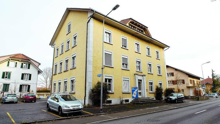 Das Schulhaus im Oberdorf wird künftig von Matthias Pfeiffer geleitet, genauso wie die Gesamtschule. (Bild: Oliver Menge)