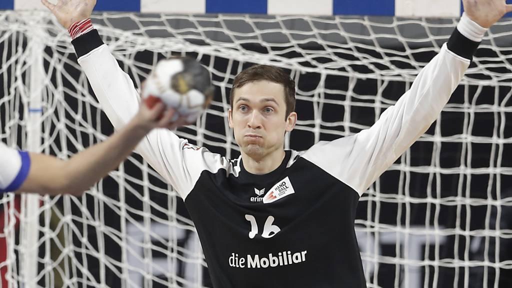 Torhüter Nikola Portners schwieriger Weg zum WM-Rückhalt