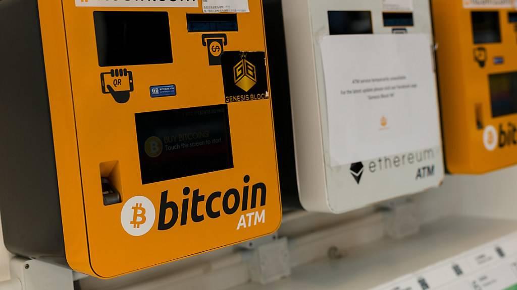 Bitcoin-Absturz setzt sich weiter fort