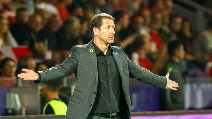 Franco Foda bleibt mindestens bis Ende 2021 österreichischer Nationaltrainer