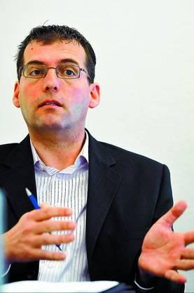 Christoph Wyss (42) ist Vorsitzender des Komitees «Pro Partnerschaft und Teilverkauf der Localnet». Er ist Stadtrat und Präsident der BDP Burgdorf. (com)