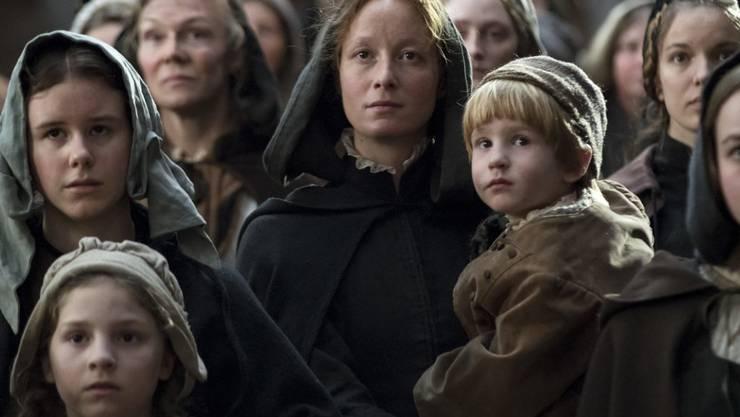 """Stefan Haupts """"Zwingli""""-Drama bescherte den Deutschschweizer Kinos am Wochenende vom 24. bis 27. Januar 2019 am meisten Zulauf. (Archiv)"""