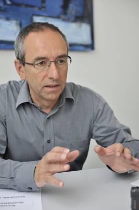 Kurt Boner, Leiter Soziale Dienste Oberer Leberberg