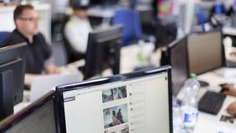 Bezahl-Online-Medien wie «Die Republik» werden eher maximal unterstützt, reichweitenstarke Portale wie «Watson» (Bild) oder «20 Minuten» aber nicht.