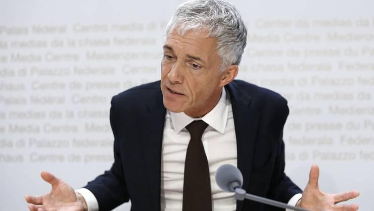 «Die Schweiz ging nicht unter»: Mit seinem Rücktritt löst Bundesanwalt Michael Lauber eine Debatte darüber aus, ob des die Bundesanwaltschaft noch braucht.