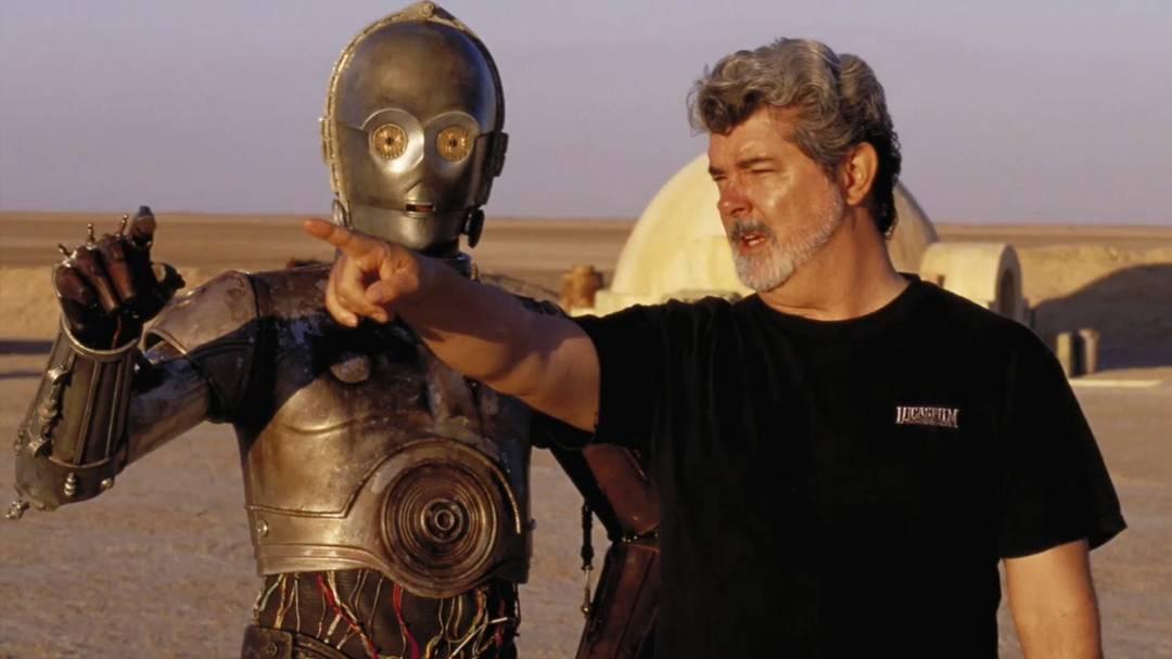 George Lucas wird 75